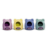 Critter Bath Ceramic Small Animal Dust Bath House