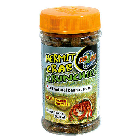 Hermit Crab Crunchies All Natural Peanut Treat