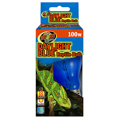 Daylight Blue Reptile UVA Light & Heat Emitter 100 Watt