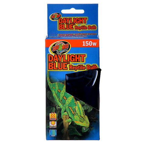 Daylight Blue Reptile UVA Light & Heat Emitter 150 Watt