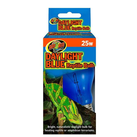 Daylight Blue Reptile UVA Light & Heat Emitter 25 Watt