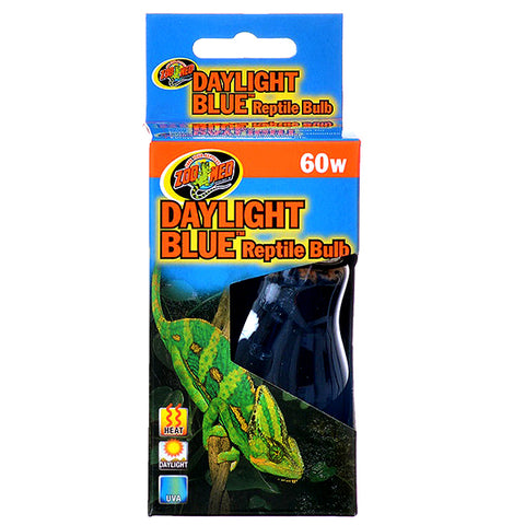 Daylight Blue Reptile UVA Light & Heat Emitter 60 Watt