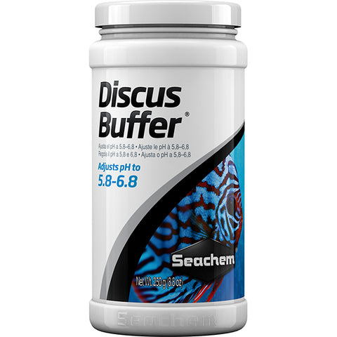 Discus Buffer Aquarium pH & General Hardness Lowering Water Treatment Powder