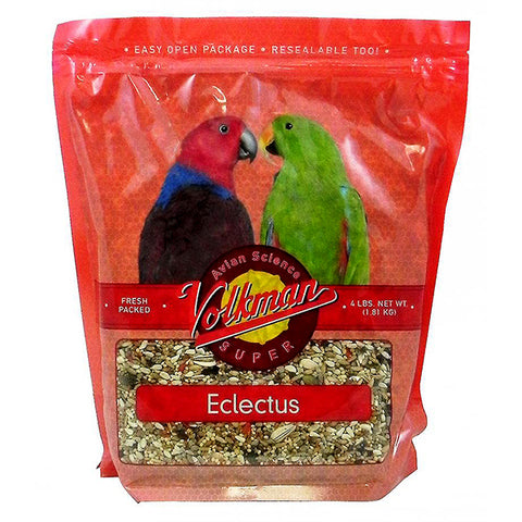 Avian Science Super Eclectus Bird Food