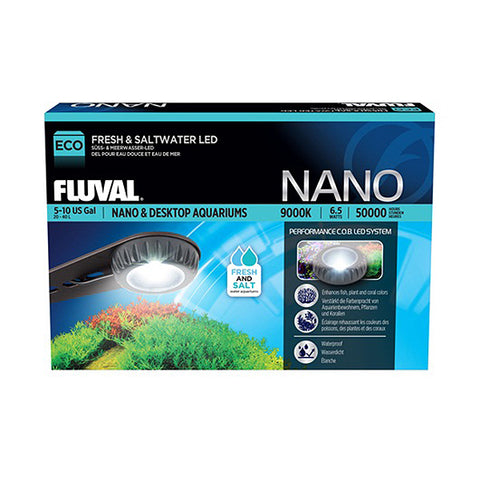 Eco Nano LED Lamp for Desktop Aquariums