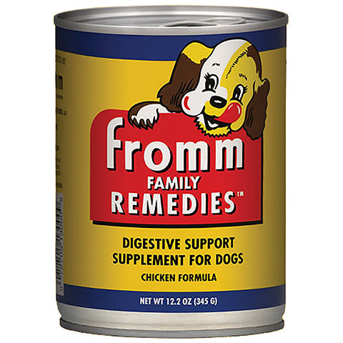 Family Remedies Digestive Support Chicken Formula Supplement for Dogs