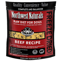 Nuggets Beef Formula Freeze-Dried Raw Dog Food