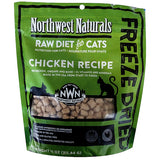 Nibbles Chicken Formula Freeze-Dried Raw Cat Food