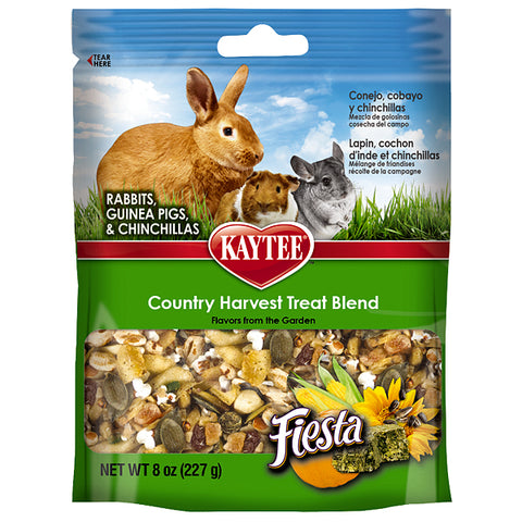 Fiesta Country Harvest Treat Blend Mixture Small Animal Treat