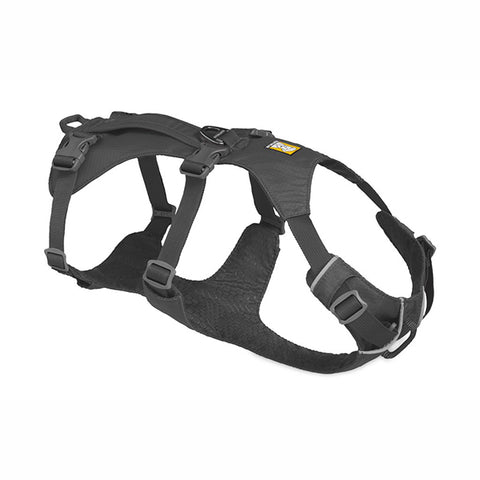 Flagline Lifting Multi Use Dog Harness with Handle Gray