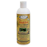 Organic Anti-Itch Flea & Tick Dog Shampoo