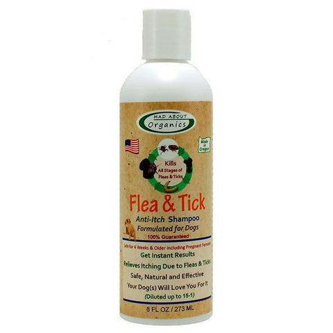 Organic Anti Itch Flea Tick Dog Shampoo Pets On Broadway