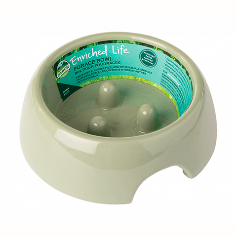 Enriched Life Forage Small Animal Bowl