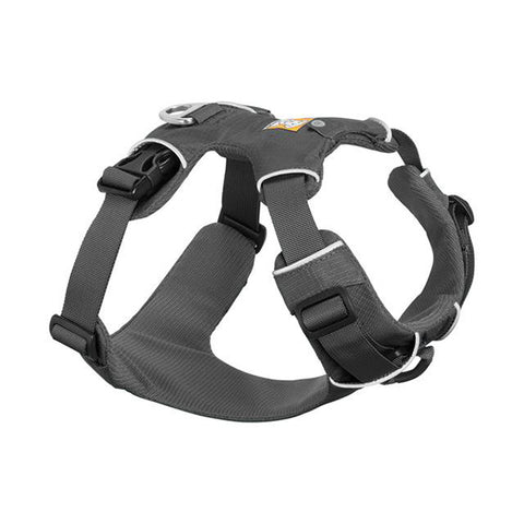 Front Range Everyday Padded Dog Harness Twilight Gray