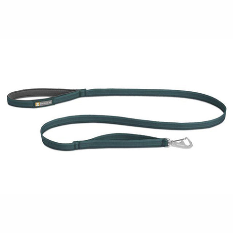 Front Range Nylon Dog Leash Tumalo Teal