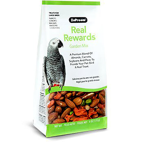 Real Rewards Garden Mix Large Bird Treats