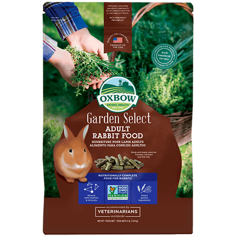 Garden Select Pelleted Adult Rabbit Food