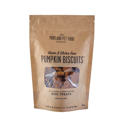 Pumpkin Biscuits Grain-Free Dog Treats