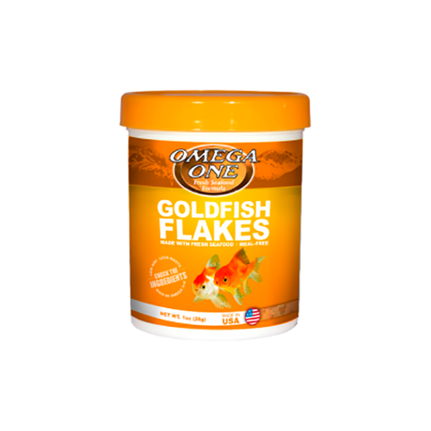 Goldfish Floating Fish Food Flakes
