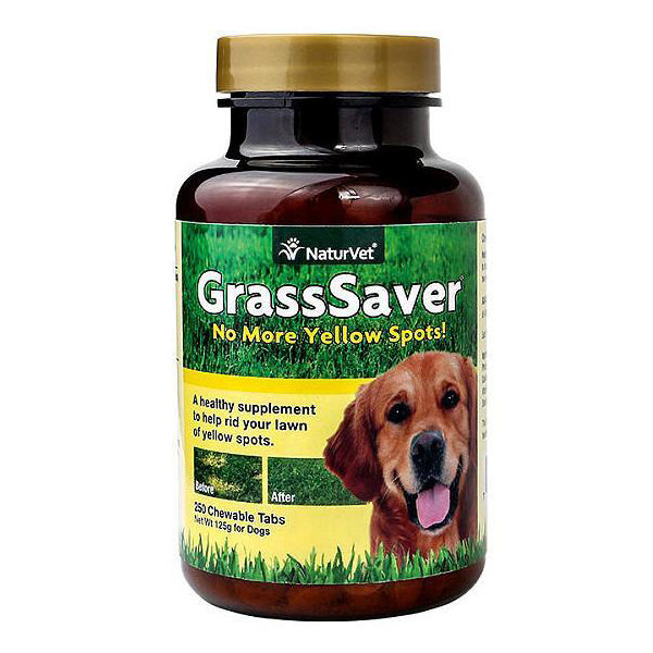 GrassSaver Vitamin & Amino Acid Supplement Dog Tablets