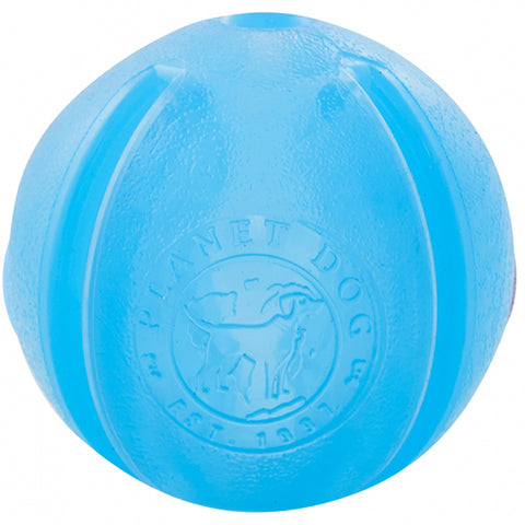 Orbee-Tuff GuRu Ultra Durable Treat Dispensing Dog Toy Blue