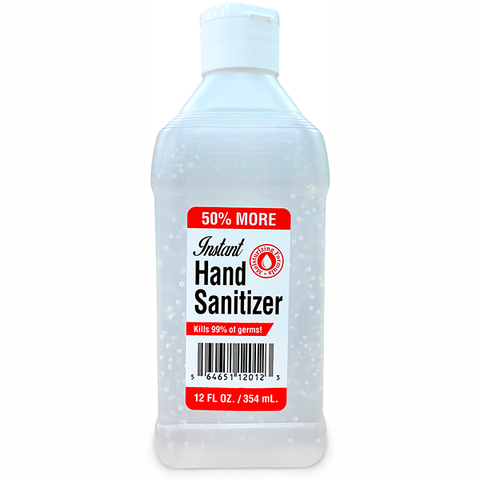 Instant Hand Sanitizer for People