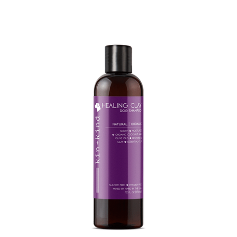 HEALING CLAY Natural & Organic Dog Shampoo