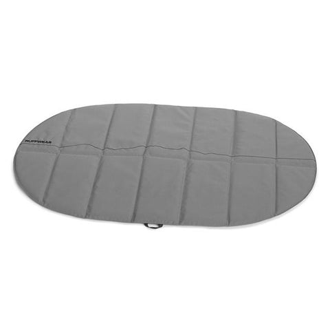 Highlands Pad Gray Portable Dog Bed