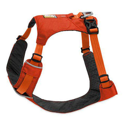 Hi & Light Dog Harness Red