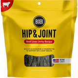 Jerky Hip & Joint Beef Liver Dog Treats