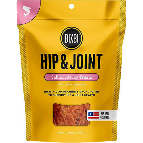 Jerky Hip & Joint Salmon Dog Treats