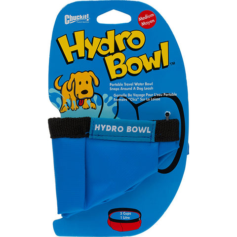 Hydro Bowl Portable Canvas Water Dish