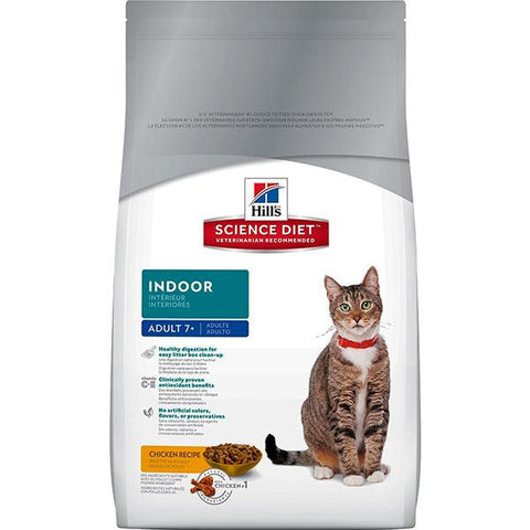 Adult 7+ Indoor Mature Dry Cat Food