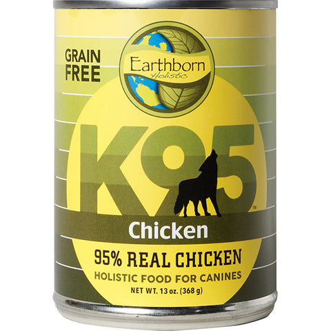 K95 Chicken 95% Real Chicken Grain-Free Wet Canned Dog Food