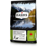 KASIKS Free Run Chicken Meal Formula Grain-Free Dry Dog Food