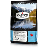 KASIKS Wild Pacific Ocean Fish Meal Formula Grain-Free Dry Dog Food