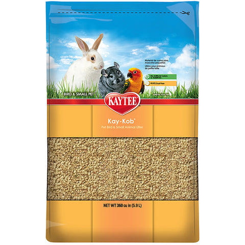 Kay-Kob Corn Small Animal & Bird Litter & Bedding Substrate