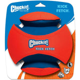 Kitch Fetch Rubber, Foam & Polyester Ball Dog Fetch Toy