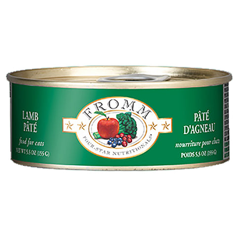 Lamb Pate Wet Canned Cat Food