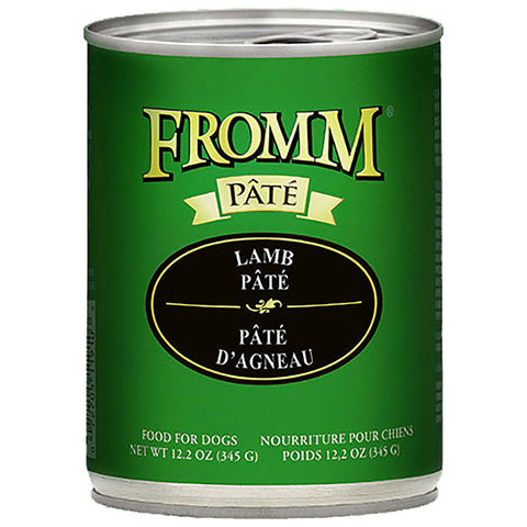 Lamb Pate Wet Canned Dog Food
