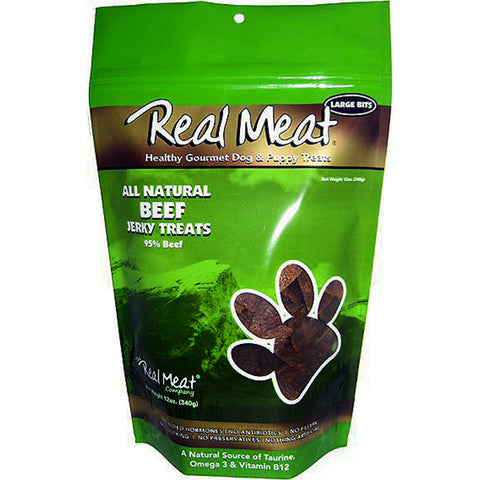 Jerky Large Bitz 95% Beef Grain-Free Soft Dog Treats