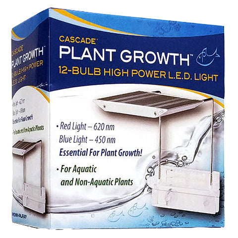Cascade Aquatic & Non-Aquatic Plant Growth LED Light