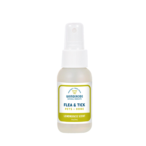Lemongrass Natural Flea & Tick Spray for Pets & Home