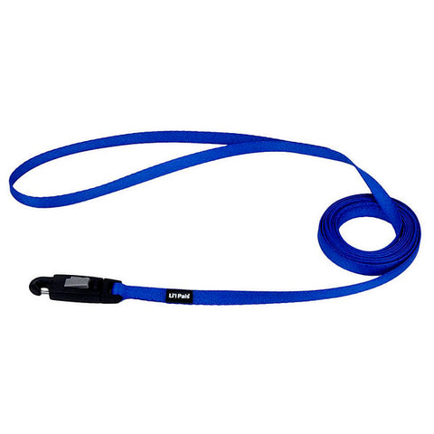 Li'l Pals Leash with E-Z Snap Blue