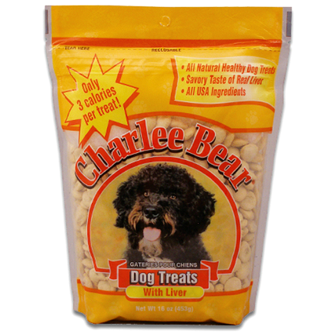 Liver Flavor Dog Treats