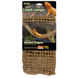 Reptology Natural Lizard Lounger Seagrass Hermit Crab & Reptile Hammock