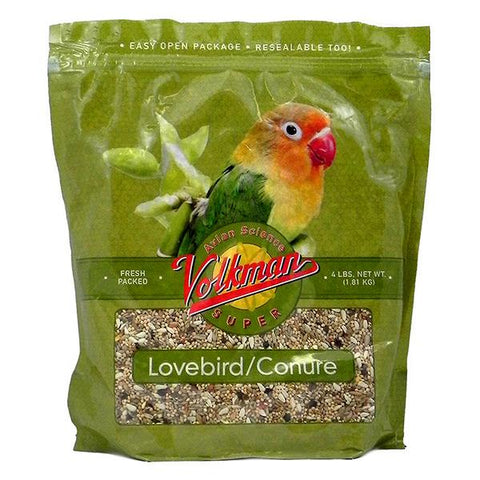Avian Science Super Lovebird & Conure Bird Food