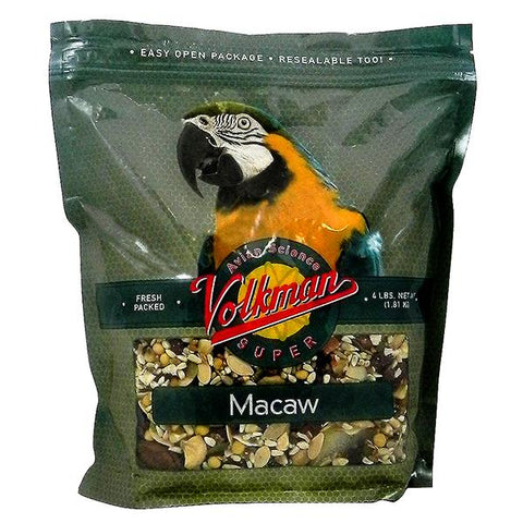Avian Science Super Macaw Bird Food