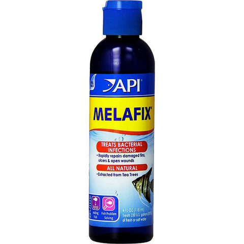 Melafix Aquarium Fish Bacterial Disease Treatment Liquid