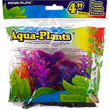 Bag of Assorted Colored Plastic Artificial Aquarium Plants
